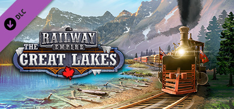 Railway Empire The Great Lakes (Steam RU)✅ 2019