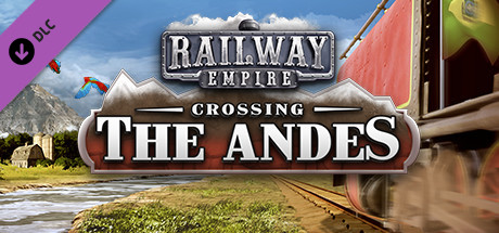 Railway Empire Crossing the Andes (Steam RU)✅ 2019