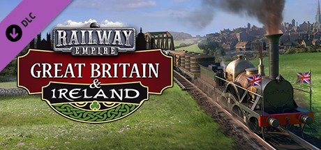 Railway Empire Great Britain & Ireland (Steam RU)✅ 2019