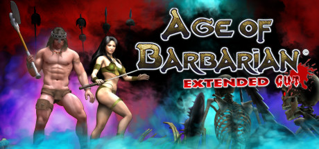 Age of Barbarian Extended Cut (Steam RU)&#9989 2019