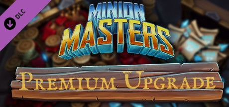 Minion Masters - Premium Upgrade (Steam RU)&#9989 2019