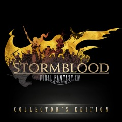 FINAL FANTASY XIV: Stormblood Collector's Edition Steam 2019