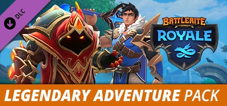 Battlerite Royale Legendary Adventure Pack (Steam RU)&# 2019
