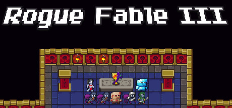 Rogue Fable III (Steam RU)✅ 2019