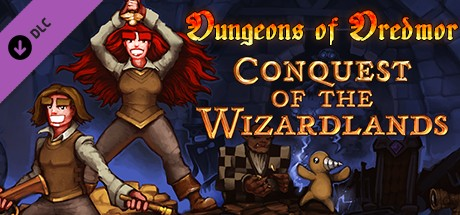 Dungeons of Dredmor Conquest of the Wizardlands Steam 2019