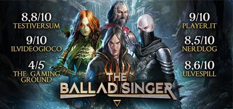The Ballad Singer (Steam RU)&#9989 2019