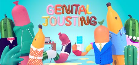Genital Jousting (Steam RU)✅ 2019