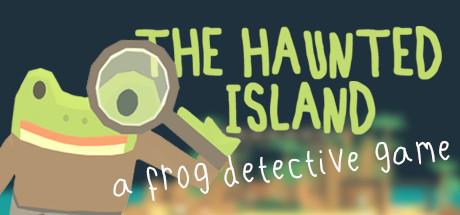 The Haunted Island, a Frog Detective Game (Steam RU) 2019