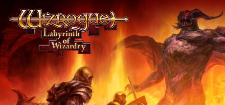Wizrogue Labyrinth of Wizardry (Steam RU)✅ 2019