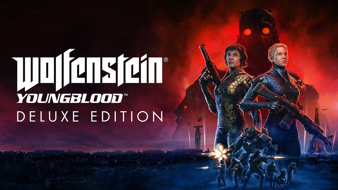 Wolfenstein: Youngblood Deluxe (Steam RU)✅ 2019