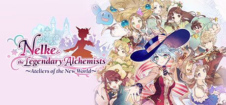 Nelke & the Legendary Alchemists Ateliers of the New 2019