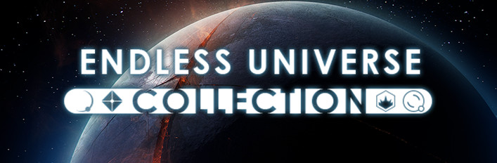 Endless Universe Collection (Steam RU)✅ 2019