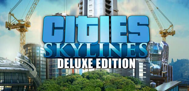 Cities: Skylines Deluxe Edition (Steam RU)✅ 2019