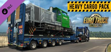 Euro Truck Simulator 2 Heavy Cargo Pack (Steam RU) 2019