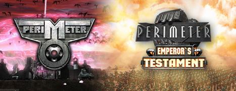 Perimeter + Perimeter: Emperor's Testament (Steam RU) 2019