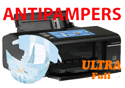 Antipampers Ultra Full reset diapers and maintenance
