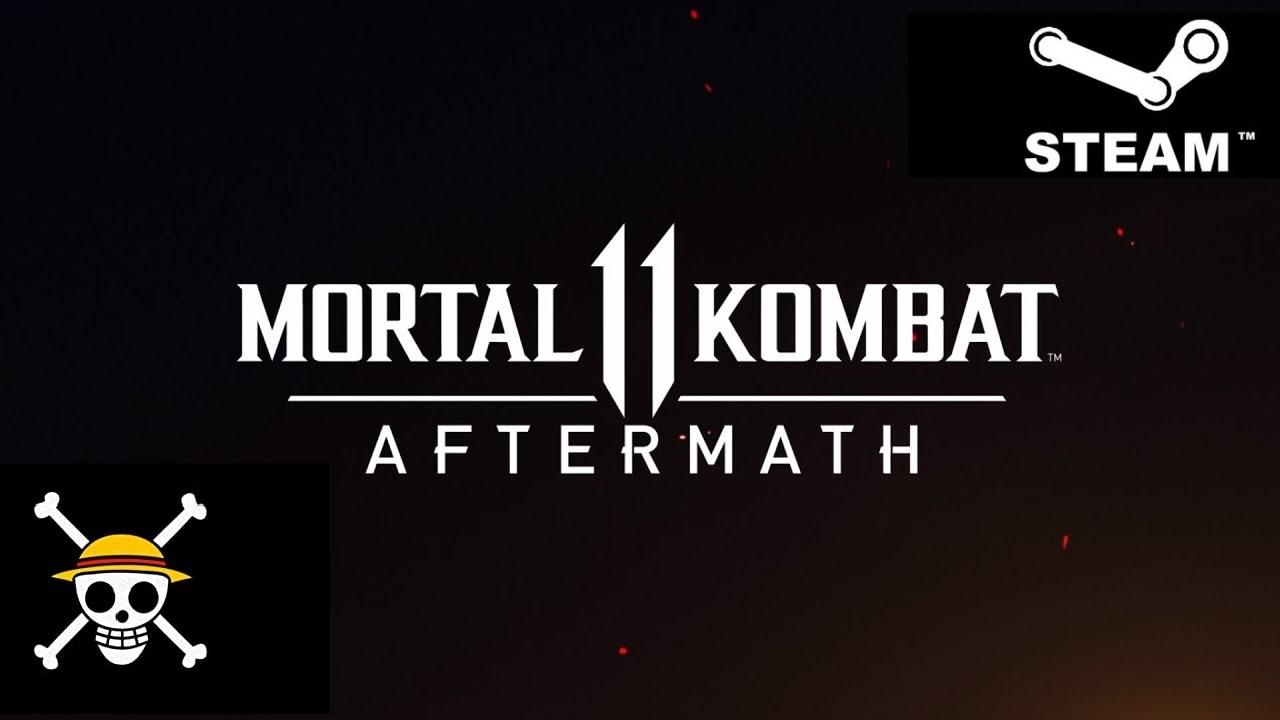 Mortal Kombat 11 Aftermath+Kombat Pack(Активация)🔥