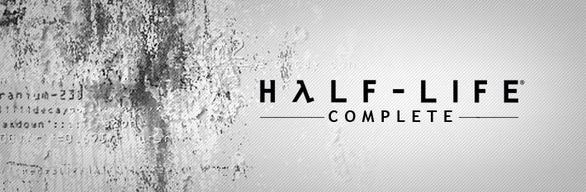 Half-Life Complete (Steam Gift Region Free ROW)
