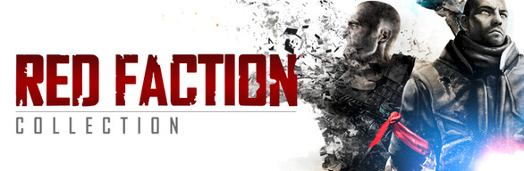 Red Faction Collection (Complete)(Gift Region Free ROW)