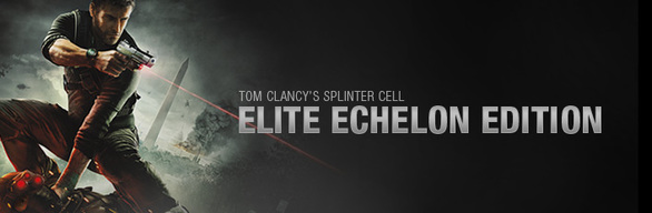 Splinter Cell Elite Echelon Edition (Gift ru\CIS)