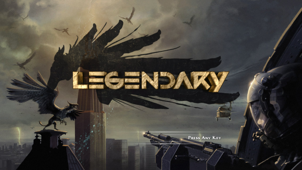 Legendary (steam key Free ROW)