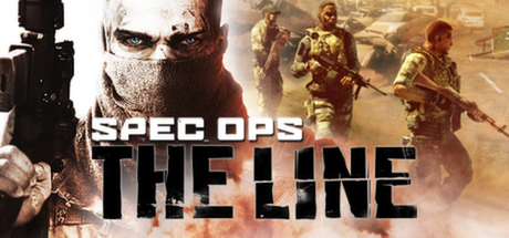 Spec Ops: The Line (steam link Free ROW)