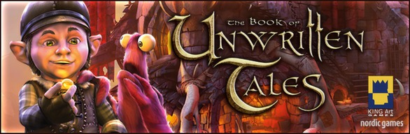 The Book of Unwritten Tales Deluxe steam link Free ROW