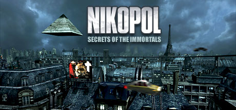 Nikopol Secrets of the Immortals (steam gift Free ROW)