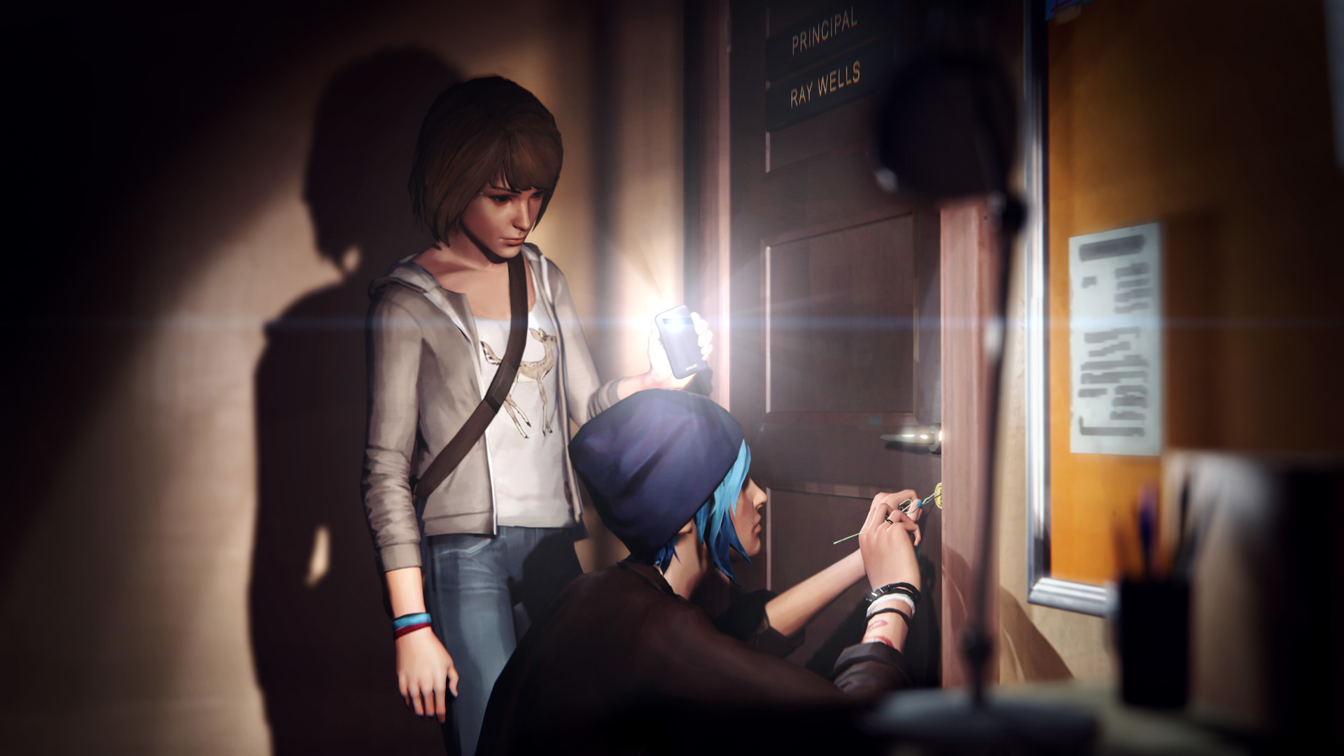 Life Is Strange Episode 1 (steam link Free ROW)