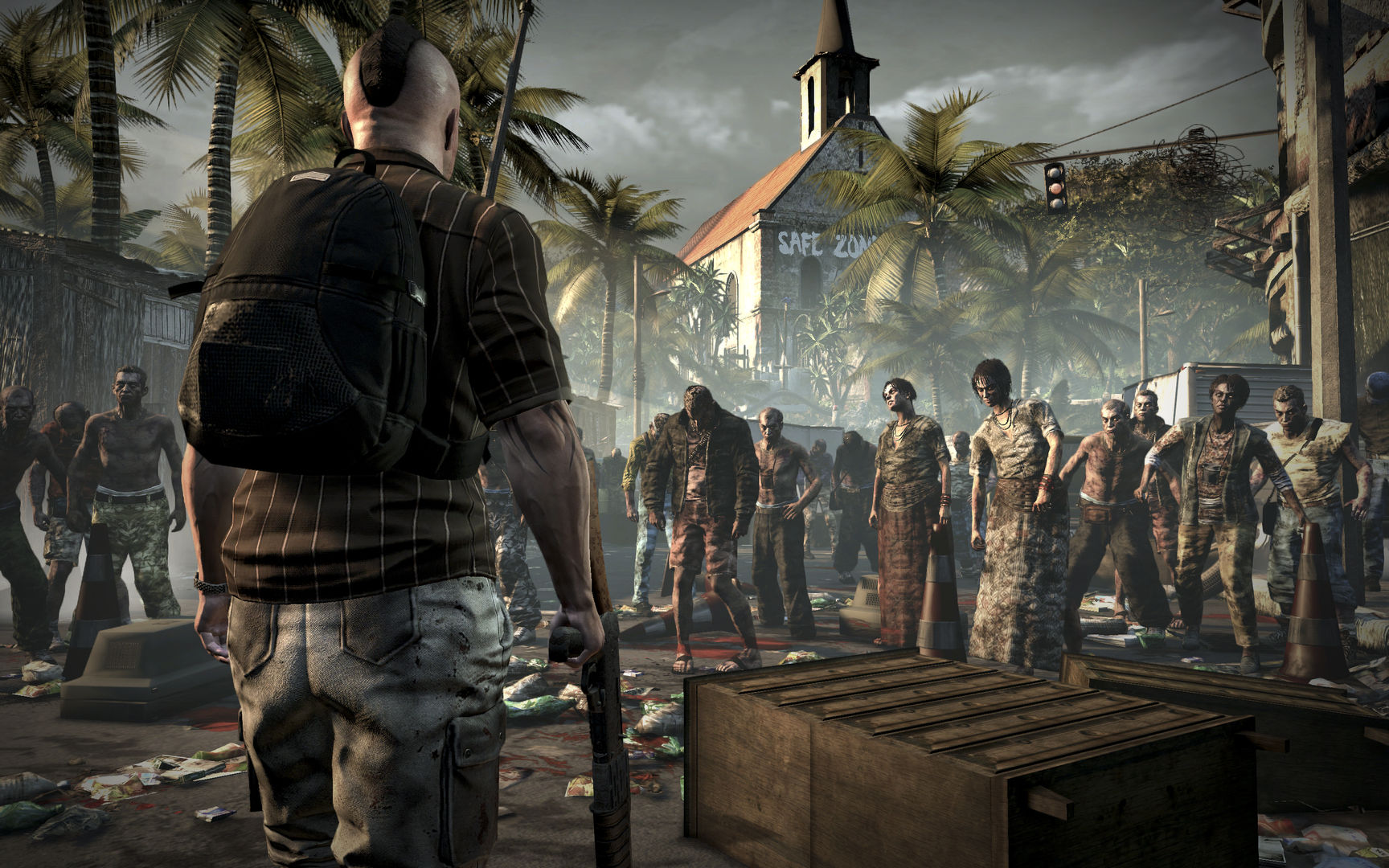 Dead Island GOTY (steam link Free ROW)