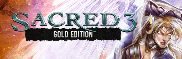 Sacred 3 Gold (steam link Free ROW)