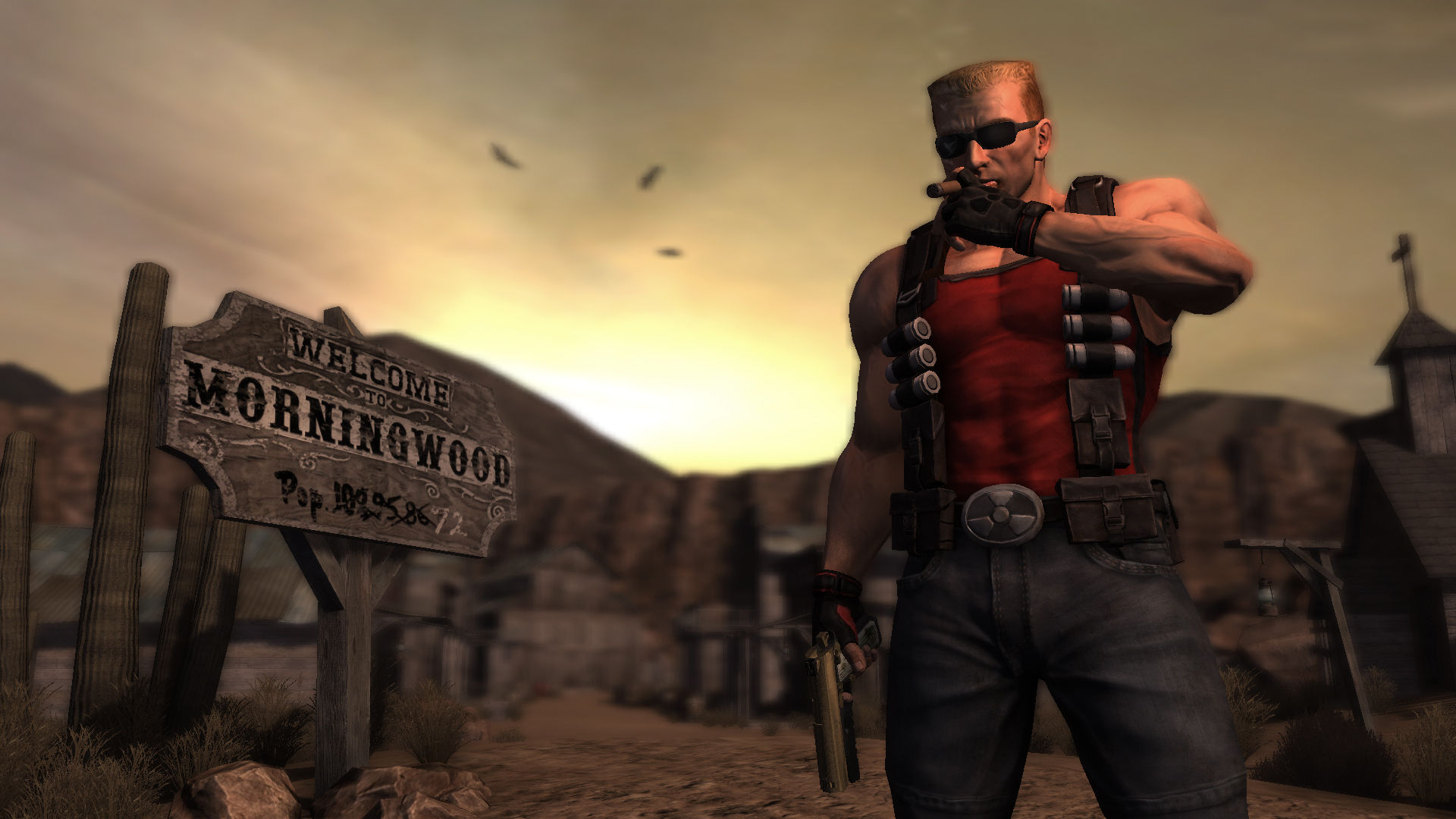 Duke Nukem Forever (steam link Free ROW)