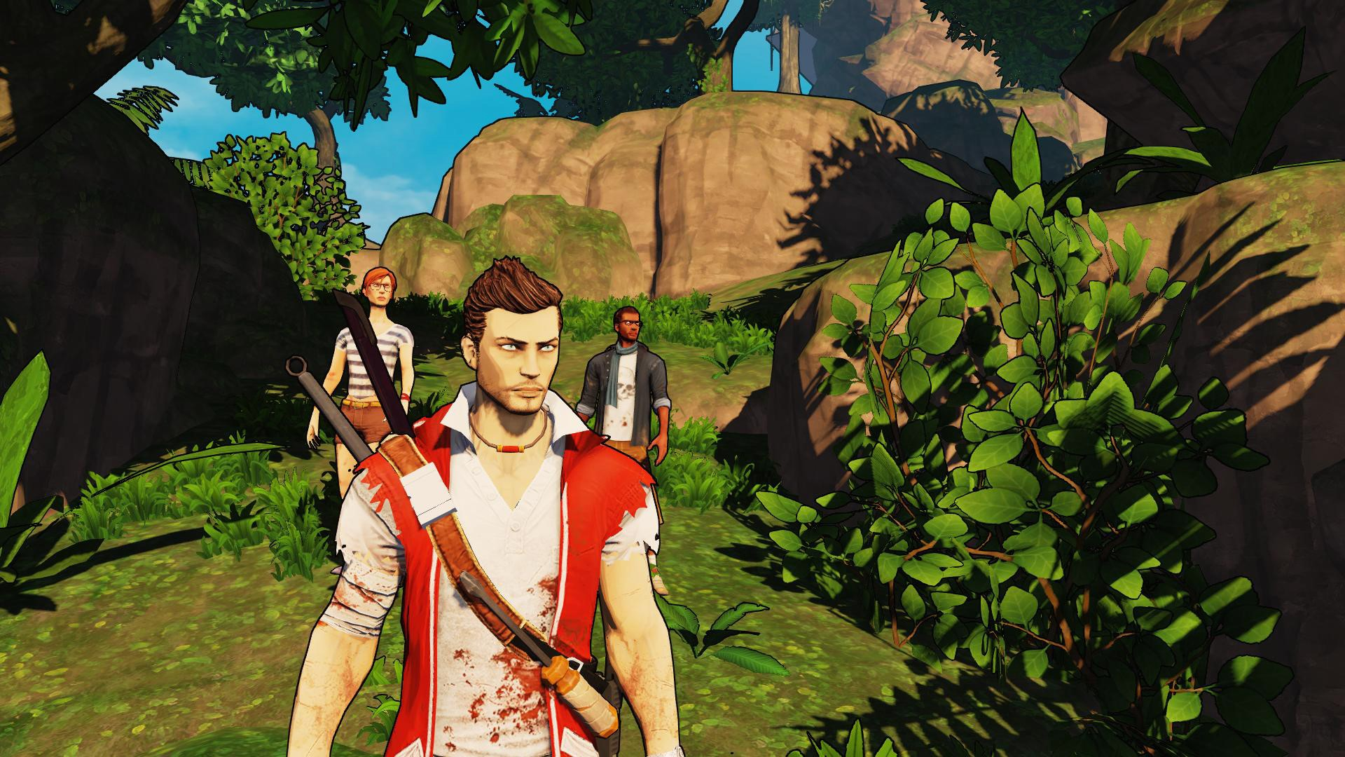 Escape Dead Island (steam gift ru\CIS) 2019