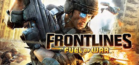 Frontlines Fuel of War (steam gift ru\CIS) 2019