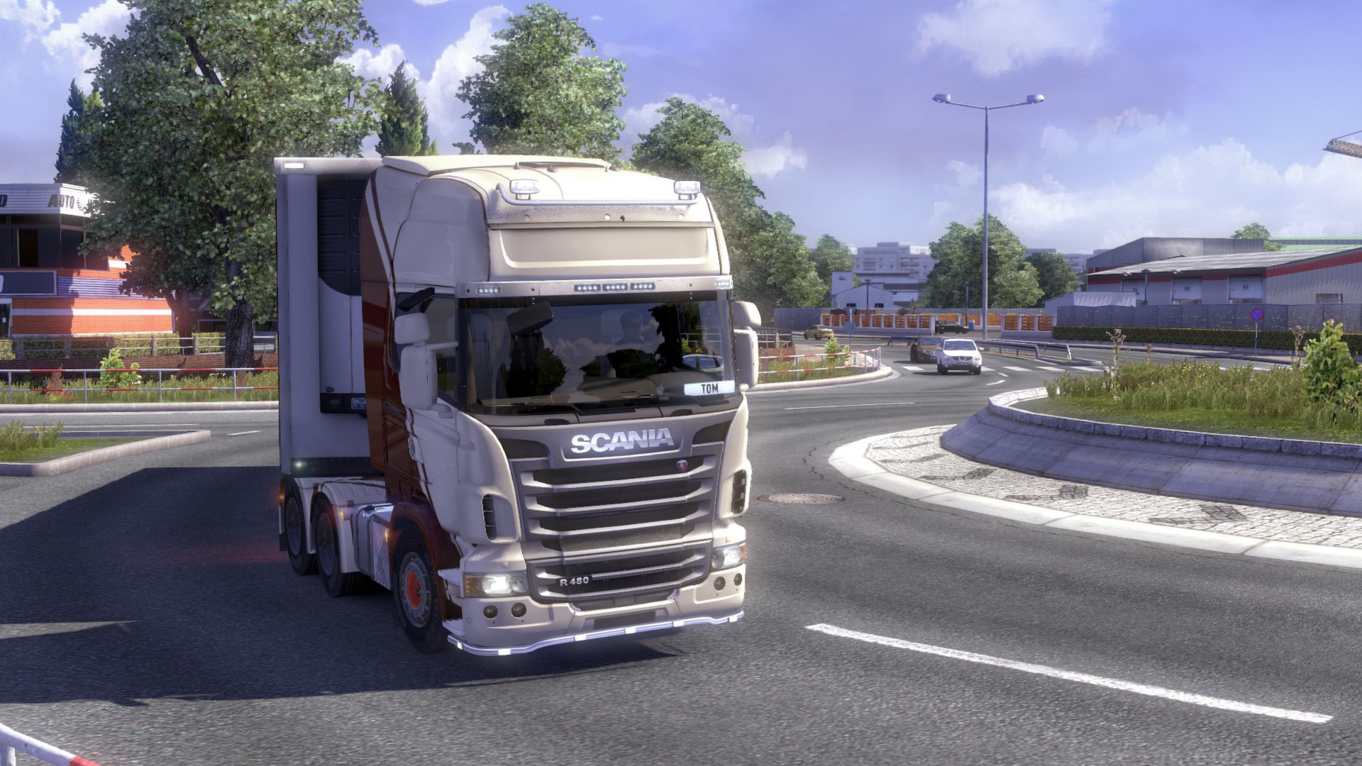 Euro Truck Simulator 2 (Steam Gift | Region Free)