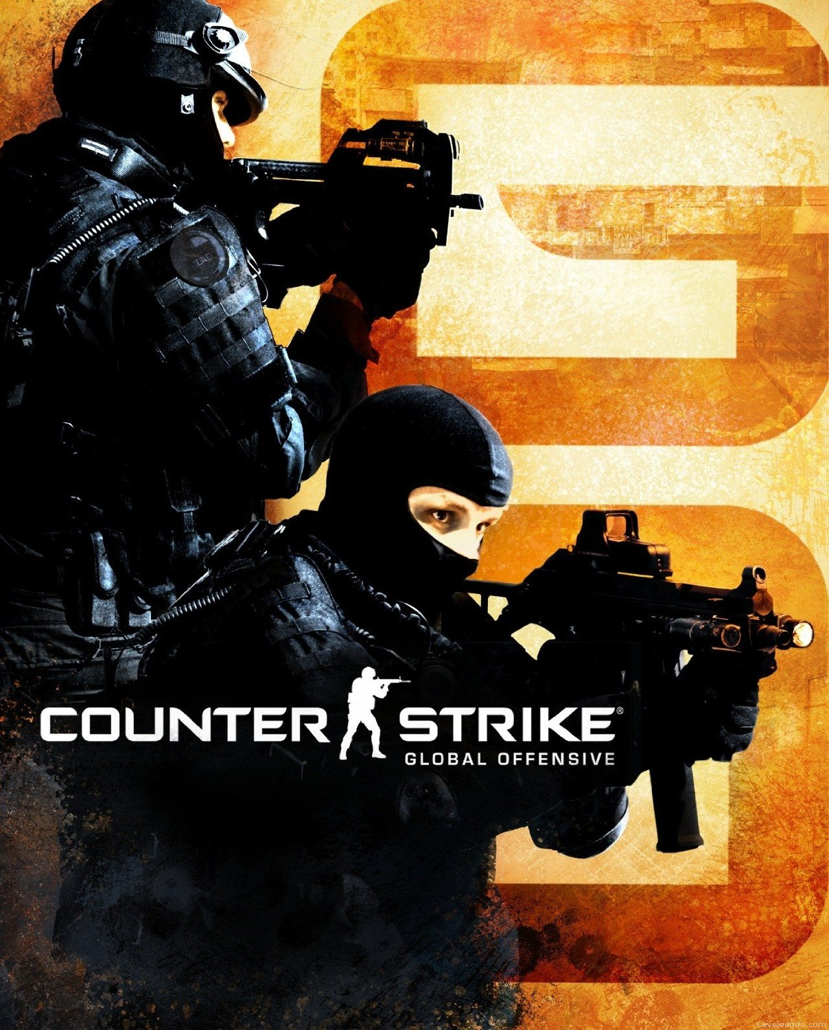 Counter-Strike: GO 5000hrs (NO-PRIME) New Steam Account