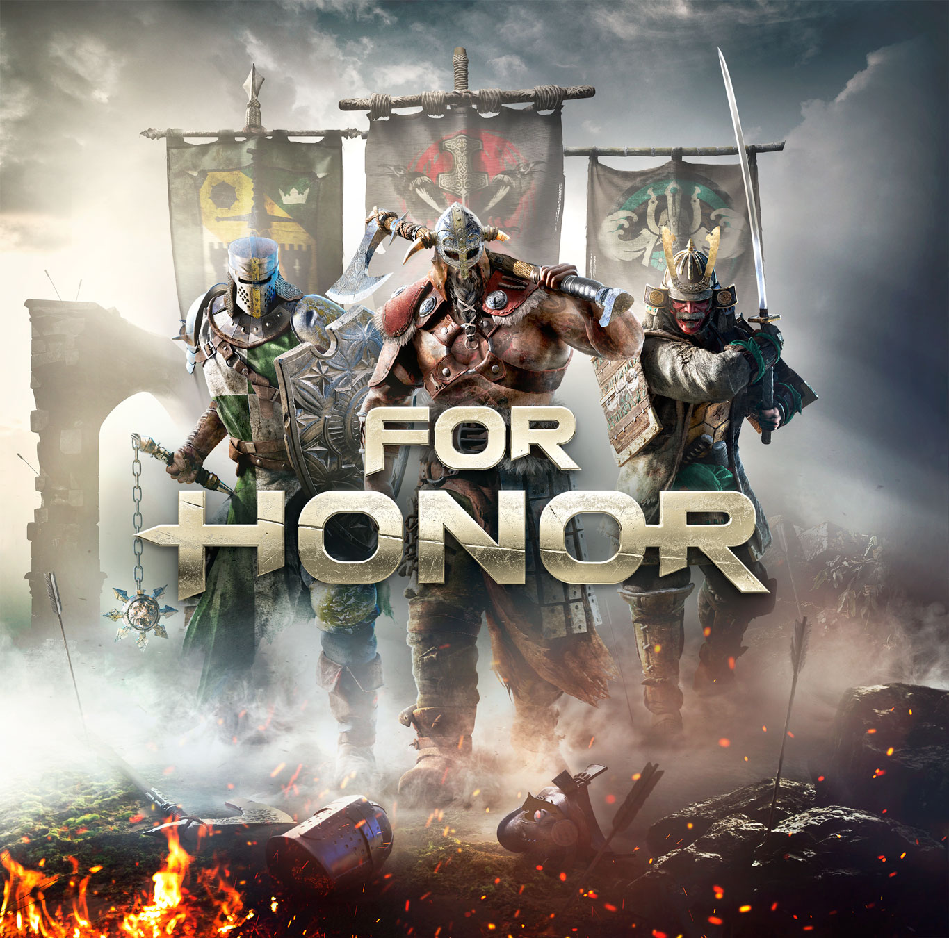 For Honor Standard Edition+Original Email Uplay Account