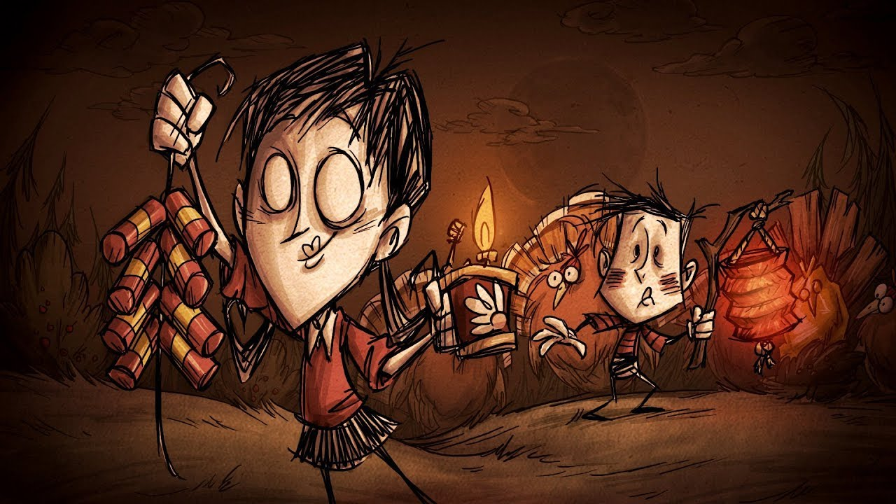Don´t Starve Together New Steam Account Region FREE