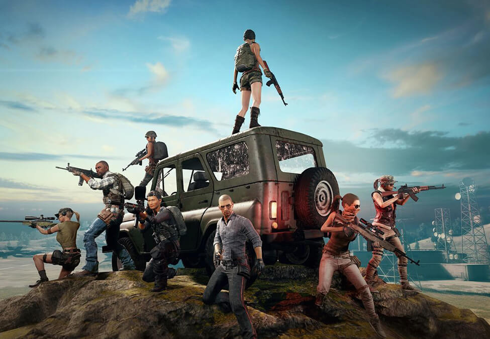 PLAYERUNKNOWN´S BATTLEGROUNDS Steam Account Region FREE