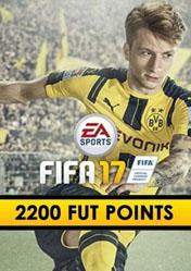FIFA 17 FUT (UT) 2200 points (Origin PC) GLOBAL