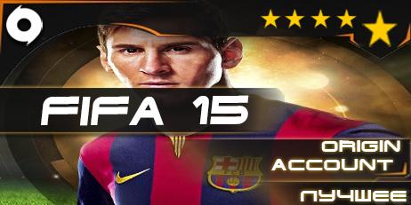 Купить FIFA 15 (Origin)