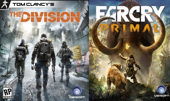 Купить Uplay = Tom Clancy's The Division+Far Cry Primal+приз