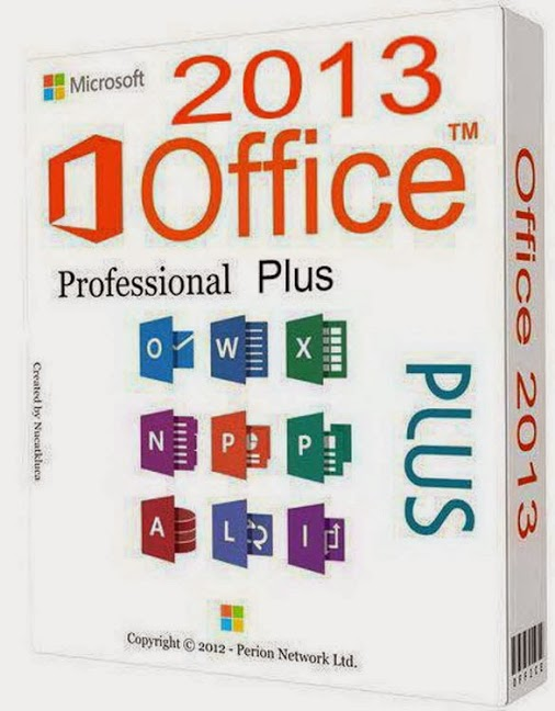 Microsoft Office 2013 Professional Plus (x86 x64)