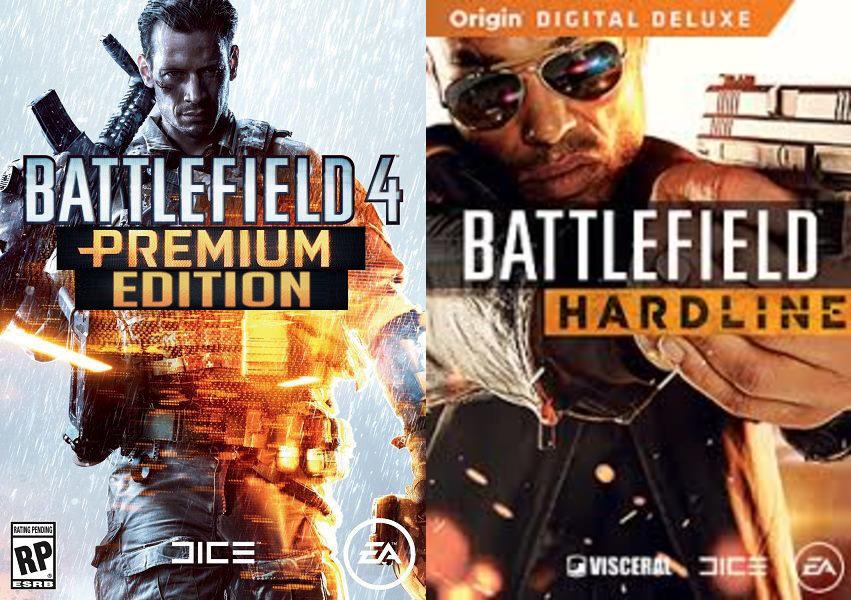 Купить Battlefield 4 Premium Edition+Hardline Digital deluxe