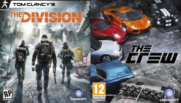 Uplay = Tom Clancy´s The Division + The Crew