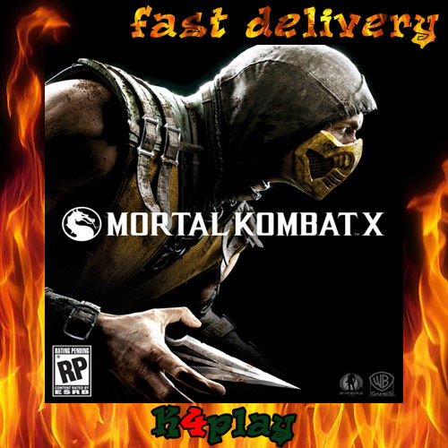 Mortal Kombat X PC Steam CD Key GLOBAL - PROMOTION!!!