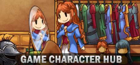 Game Character Hub Steam (key Link) Region Free
