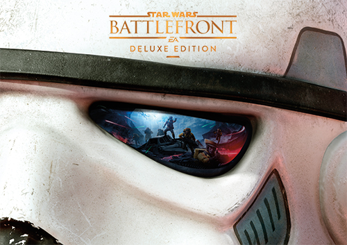 STAR WARS Battlefront Deluxe Origin аккаунт