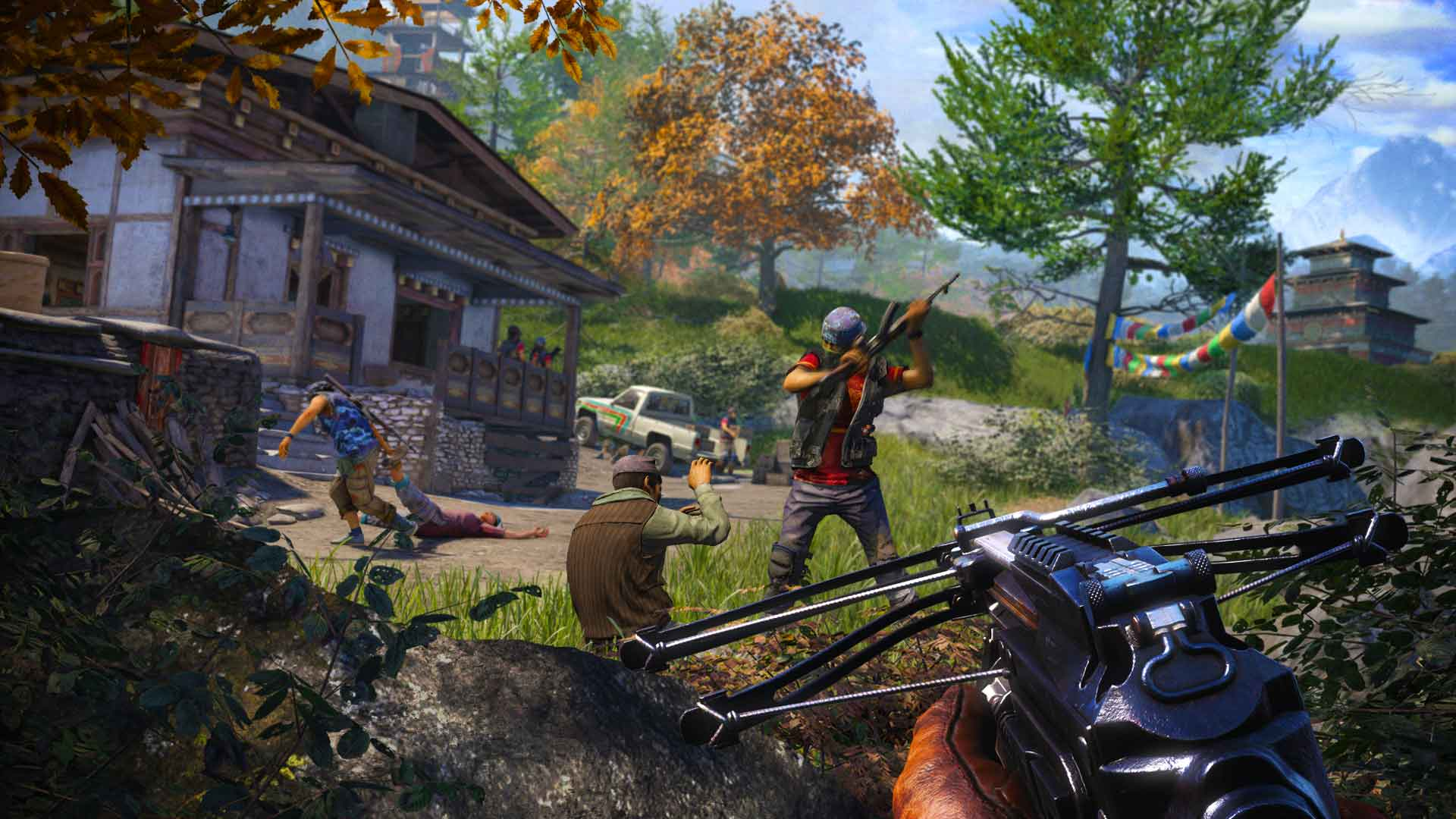 Far Cry 4 [Uplay аккаунт]