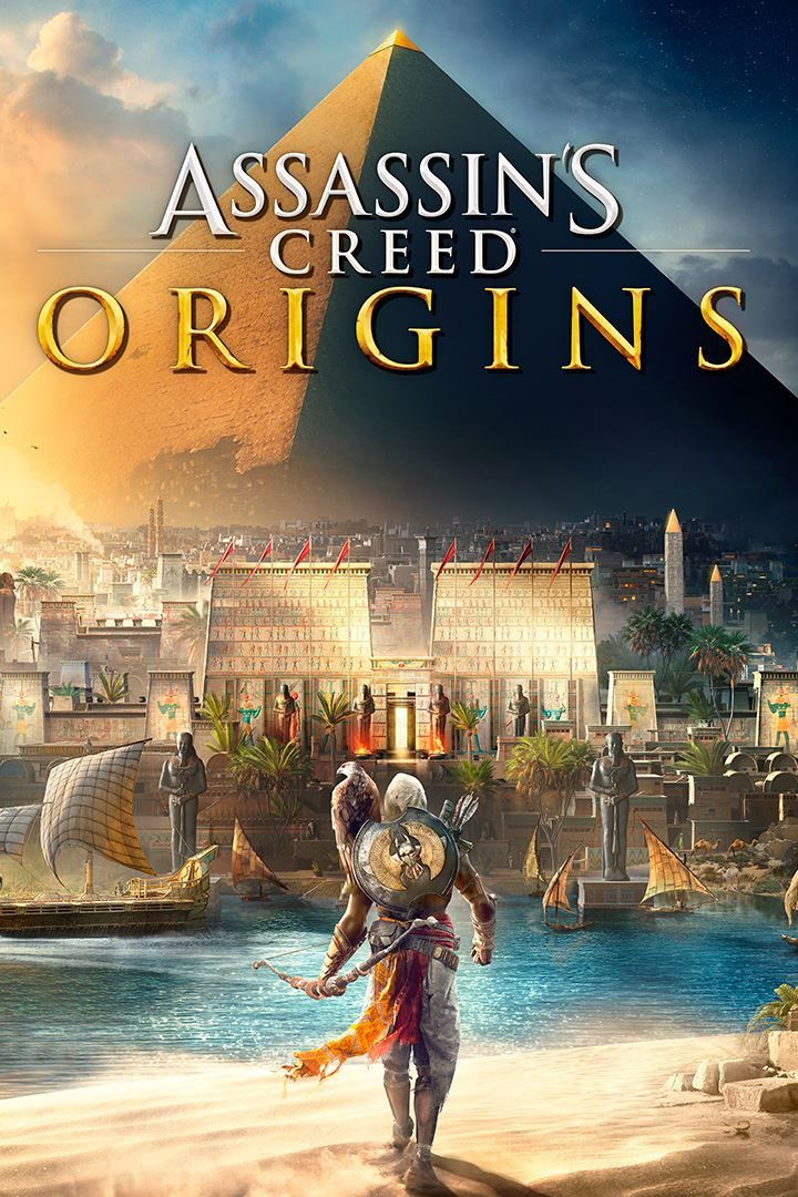 Assassin´s Creed Origins US [ Uplay / HB GiftLink ]